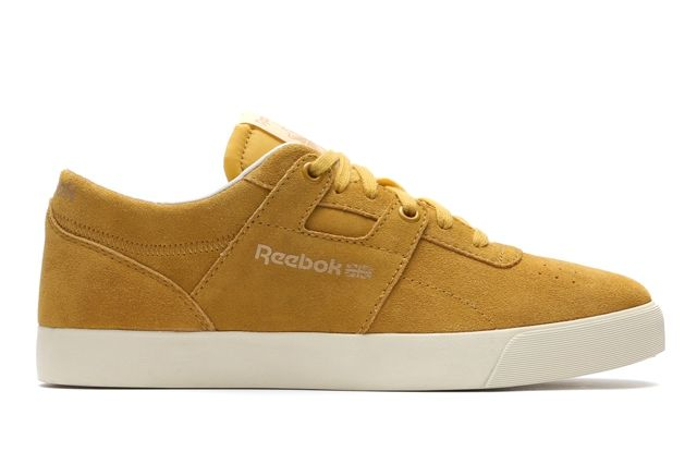 Reebok Workout Low Clean Fvs