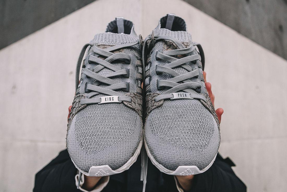 Pusha T X Adidas Eqt 3