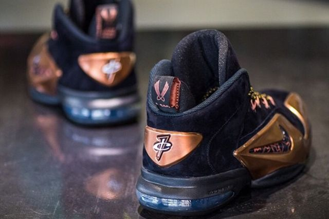 Nike Air Penny 6 Copper 5