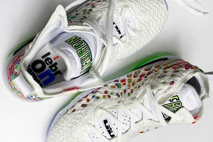 Nike Lebron 17 Command Force Innersole