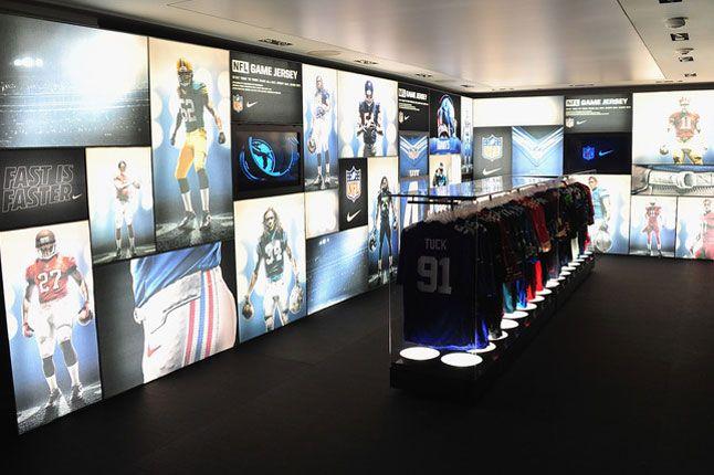 Nike Nfl Jersey Launch 12 11