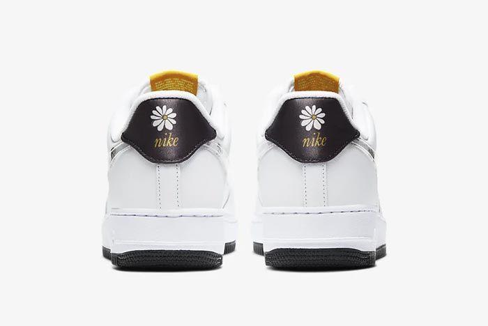 Nike Air Force 1 Flowers Heels