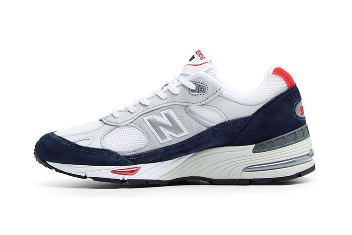 New Balance M991 Gwr Made In Uk Medial