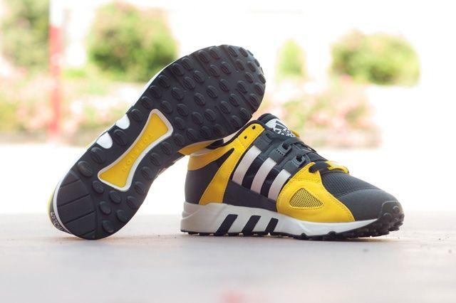 Adidas Eqt Running Guidance 93 Chalk Sun 2