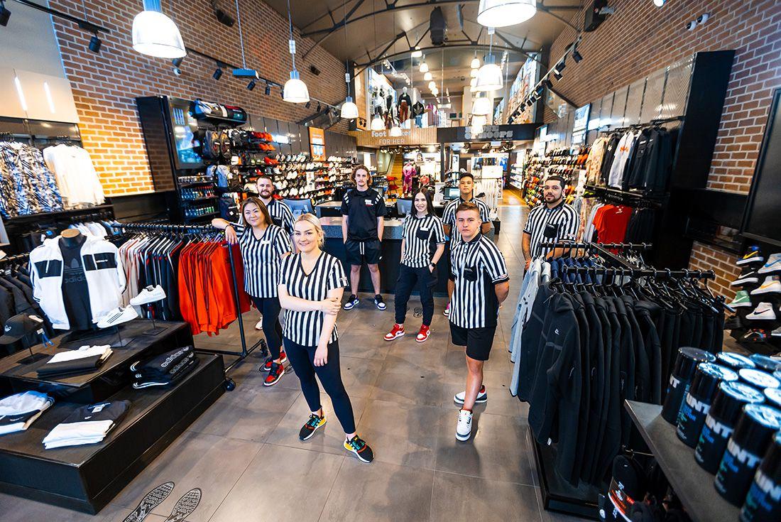 foot locker australia womens expansion