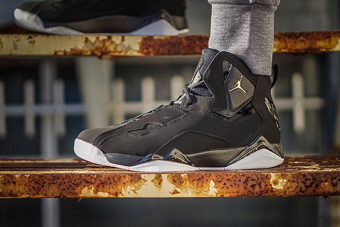Air Jordan True Flight Black 4
