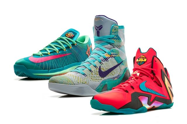 Nike Basketball Elite Series Hero Collection 17