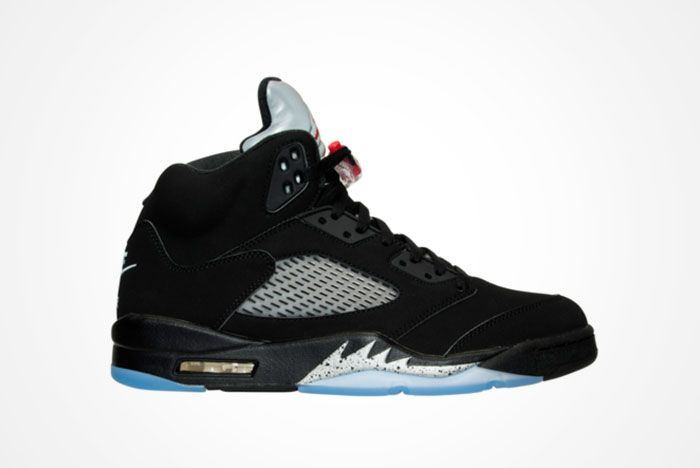 Air Jordan 5 Retro Nike Air Feature