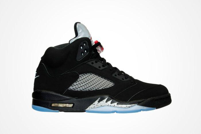 Air Jordan 5 Retro Nike Air Feature