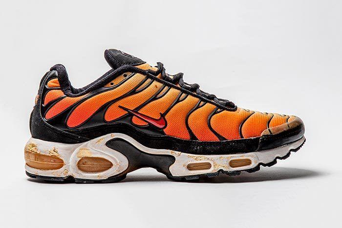 1998 Og Orange Tiger Nike Air Max Plus