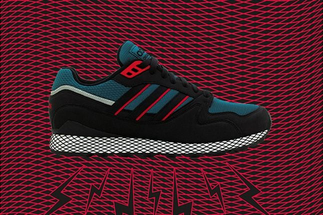 Adidas Originals Oregon Ultra Tech Og Size Exclusive Black Red 1