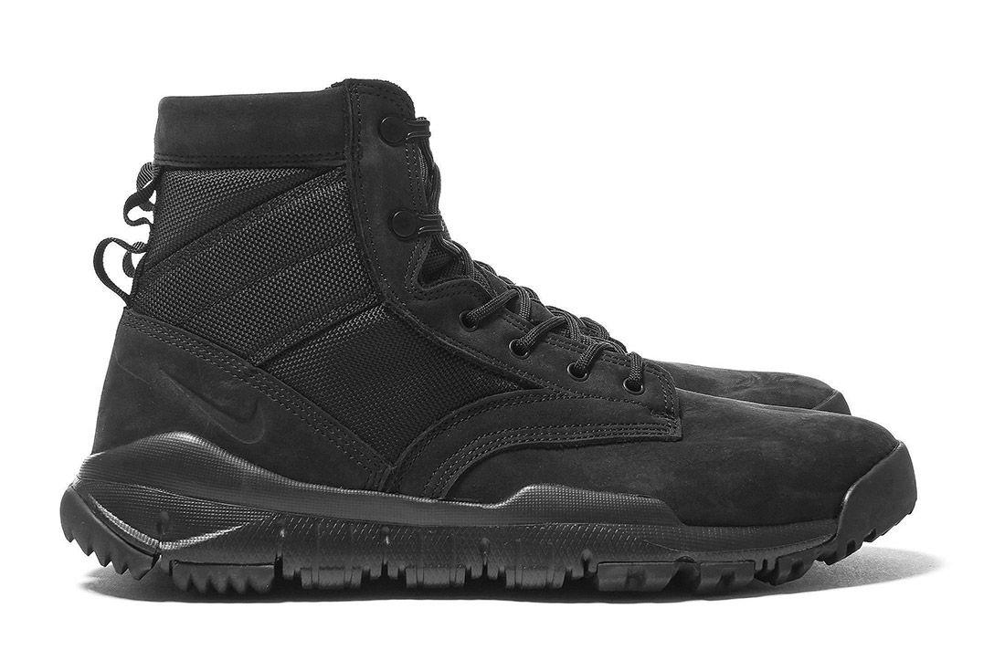 Nike Sfb 6 Inch Triple Black 5