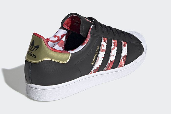 Adidas Chinese New Year Superstar