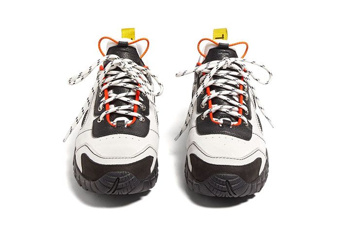 Heron Preston Security Sneaker White Front
