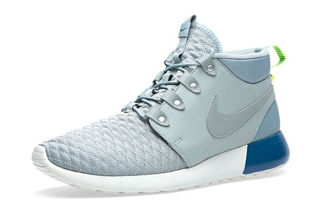 Nike Roshe Run Mid Sneakerboot 2014 Preview 1