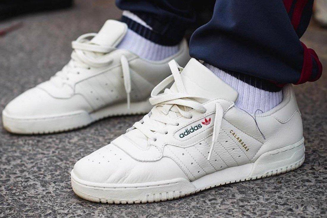 Material Matters History Of Yeezy Adidas Yeezy Powerphase