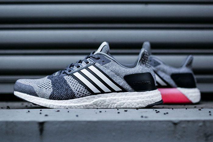 Adidas Ultra Boost St Grey Pink 5
