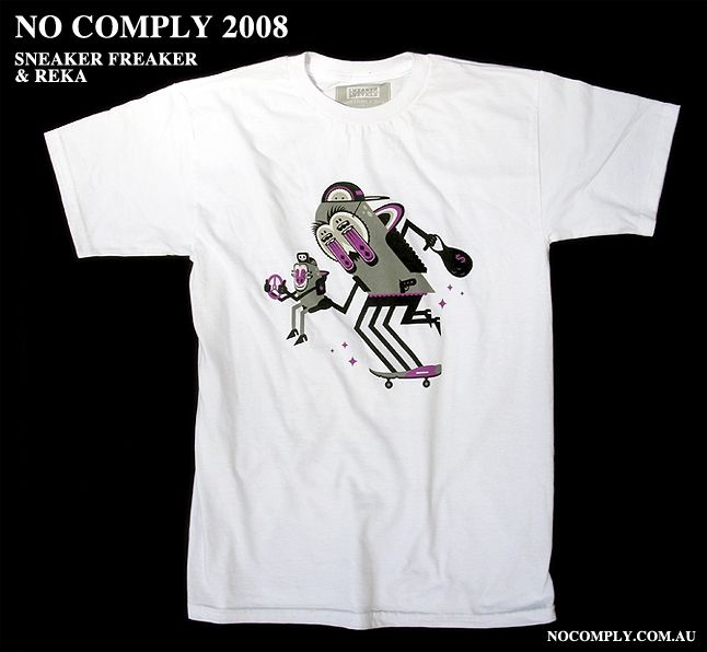 No Comply T Shirts 1