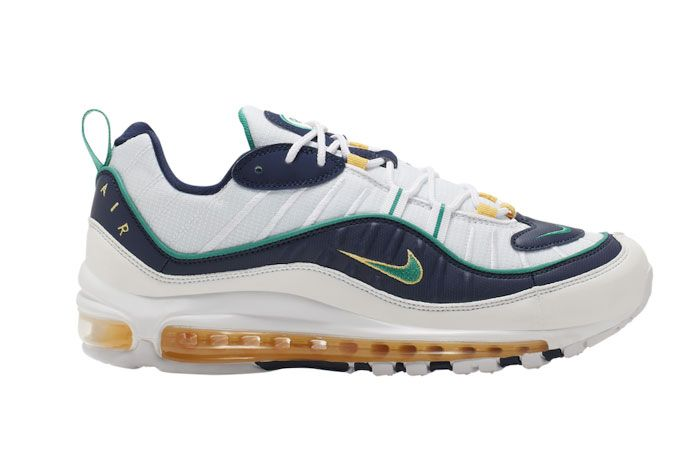 Nike Air Max 98 Ci3693 100 Release Date Price Side