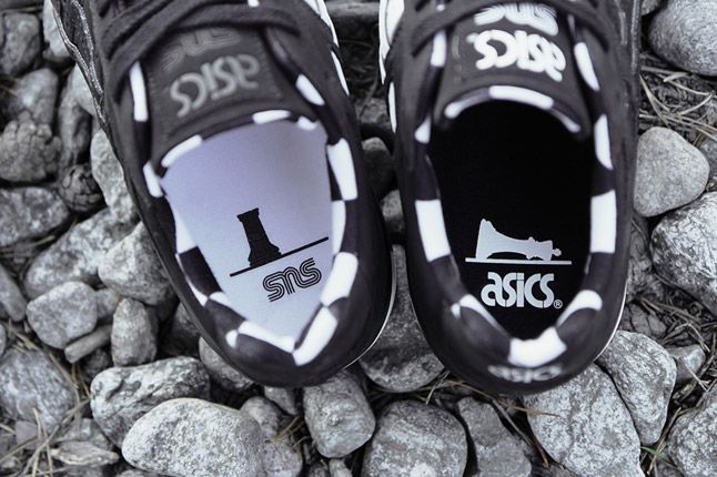 Sns X Asics Gt Ii Detail Insole 1