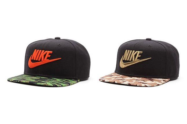 Nike Atmos Animal Camo Hats 1