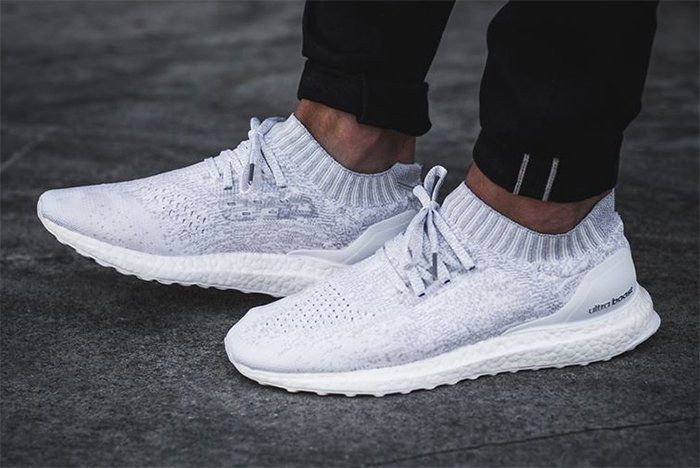 Adidas Ultraboost Uncaged Triple White 1
