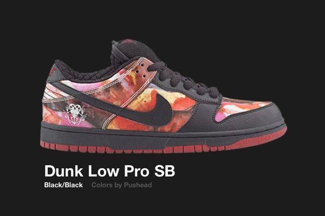 Nike Dunk Sb Pushead 2005 1