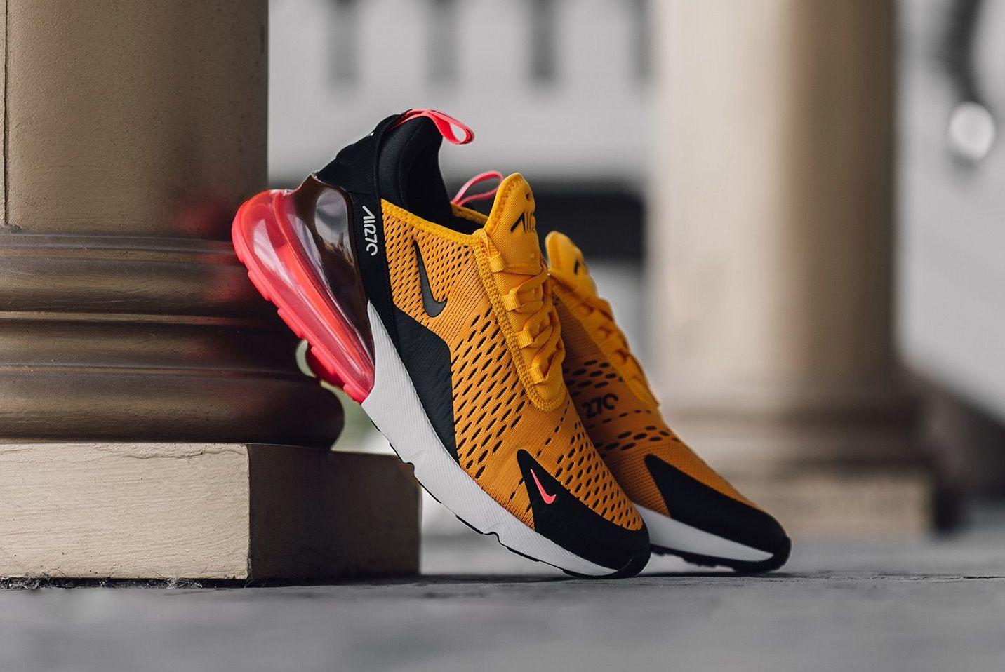 Nike Air Max 270 University Gold 1