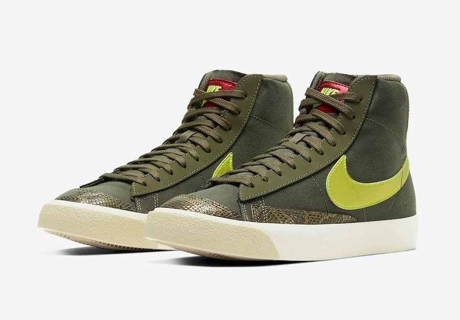 Nike Blazer Mid '77 'Snakeskin'