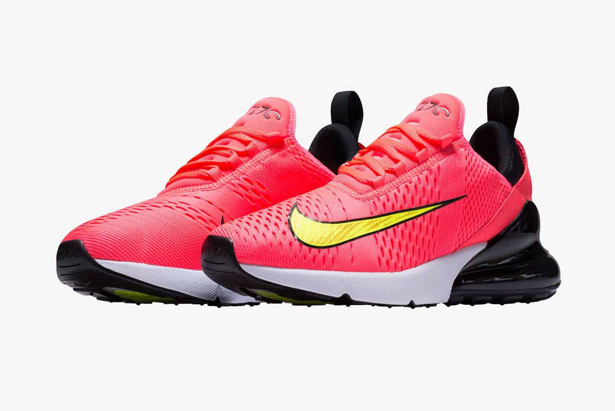 Nike Gives the Air Max 270 a Mercurial Makeover - Sneaker Freaker