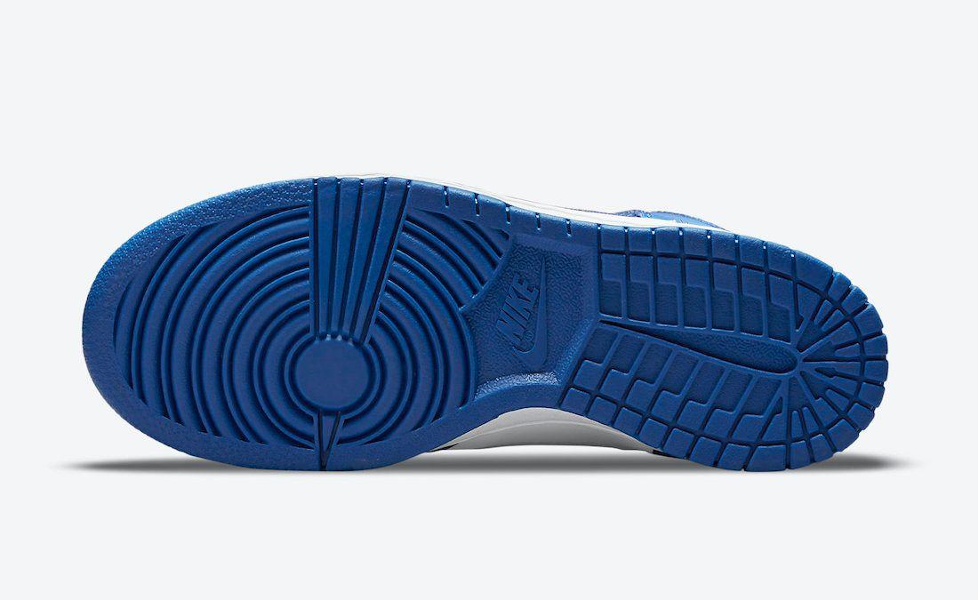 Nike Dunk High Game Royal