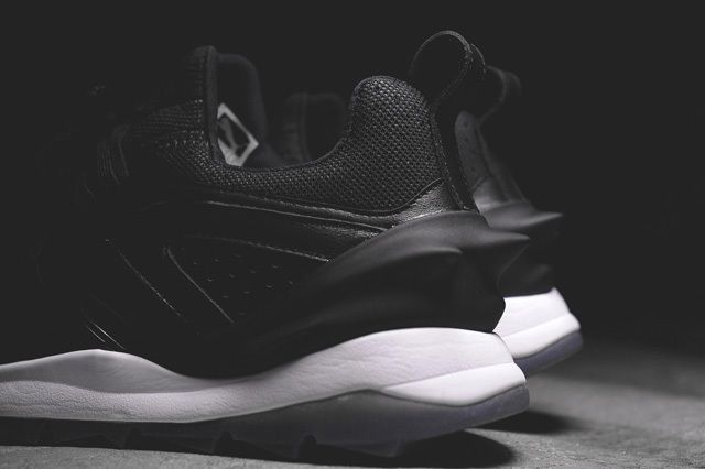 Puma Blaze Swift Tech Black White 3