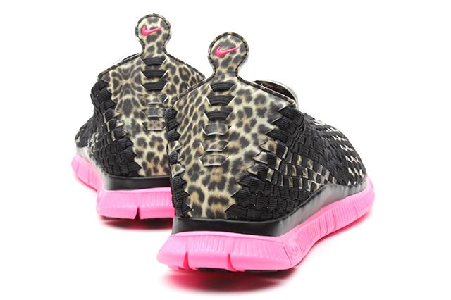 Nike Free Woven Atmos Exclusive Animal Camo Pack 41