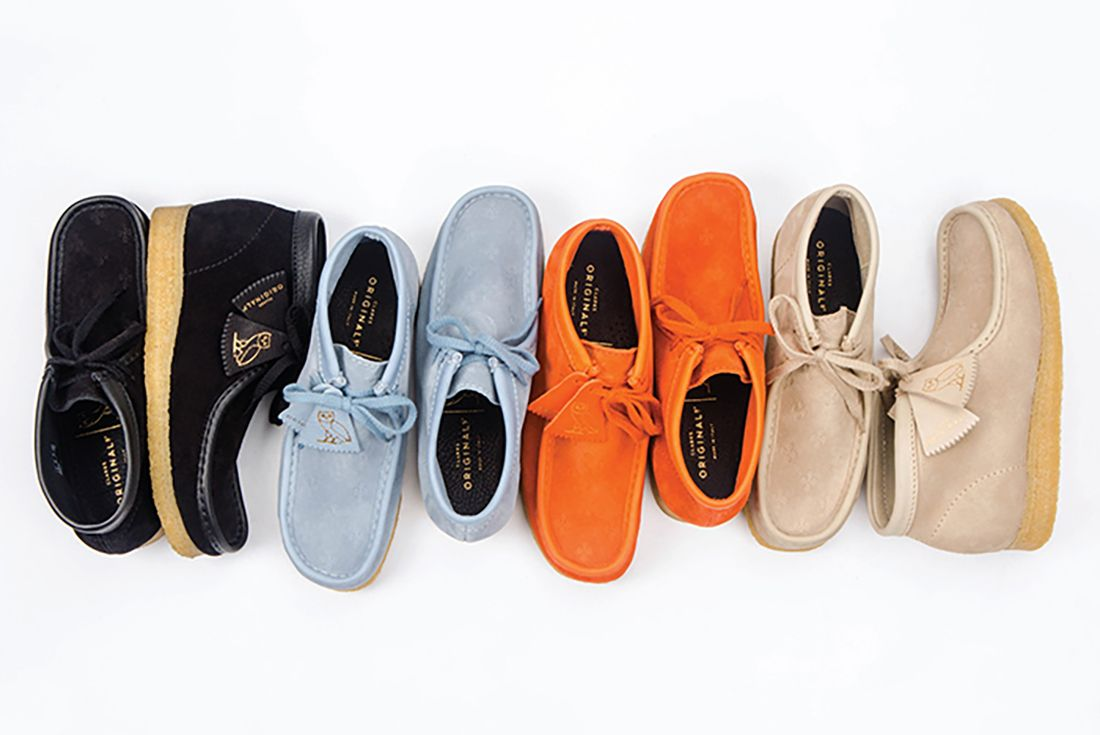 9 Ovo Clarks Wallabees 6