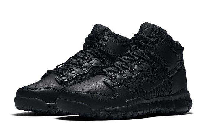 Nike Sb Dunk Boot 1