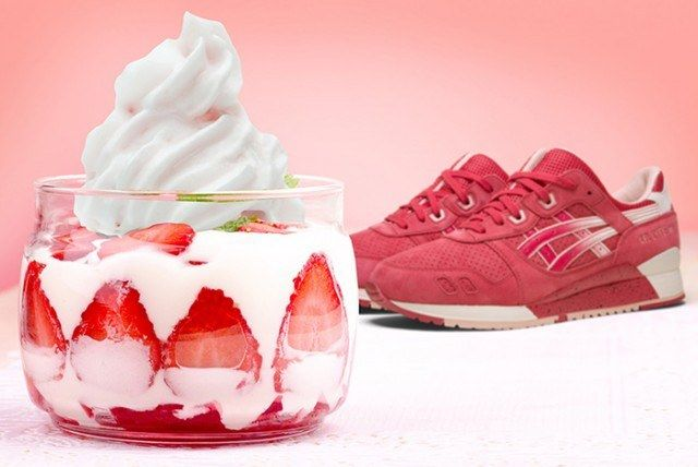 Asics Gel Lyte Iii Strawberries And Cream Valentines 3 640X428