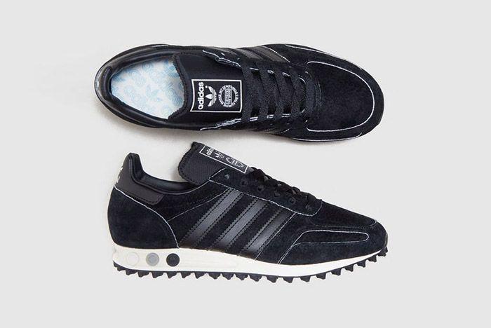 Adidas La Trainer Og Black 2