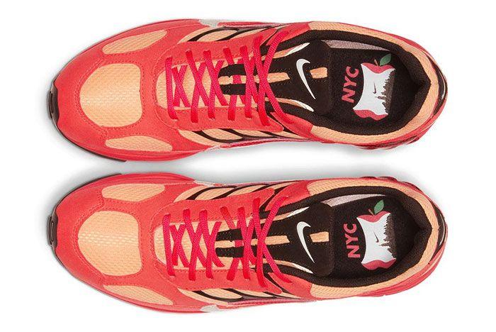 Nike Ghost Racer Ny Marathon Top