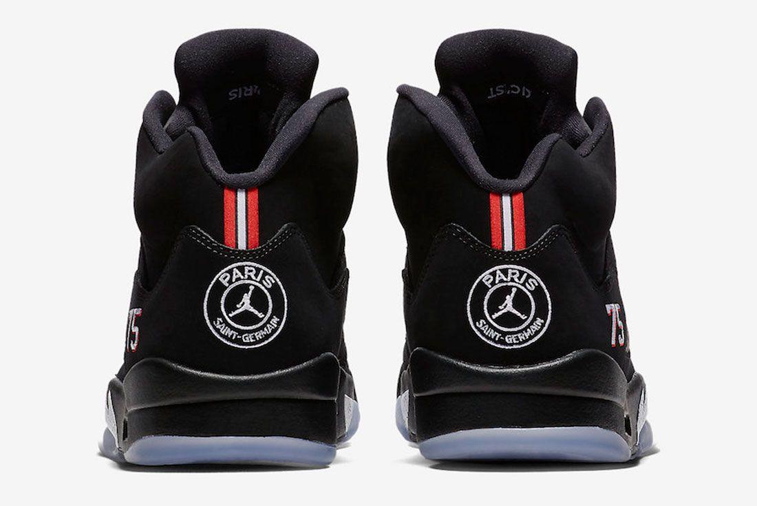 Jordan Brand Psg Jordan 5 Release 2
