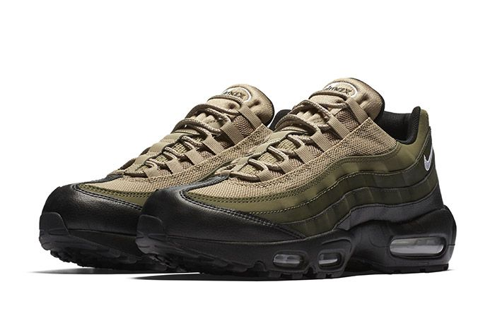 Nike Air Max 95 Green Khaki 1