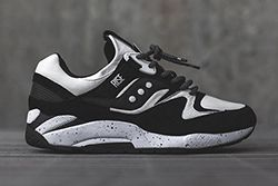 Rise X Saucony Grid 9000 Keys Open Doors Thumb