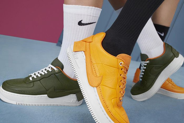 Nike Air Force 1 Jester Bread Butter 1