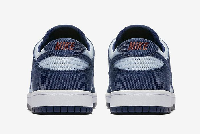 Nike Sb Dunk Low Binary Blue3