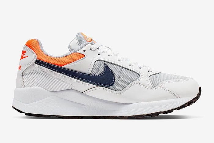 Nike Air Pegasus 92 Lite Total Orange Ci9138 101 Medial