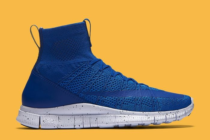 Nike Free Mercurial Flyknit Game Royal 4