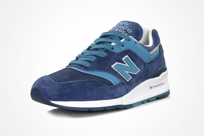 New Balance 997 Blue 7