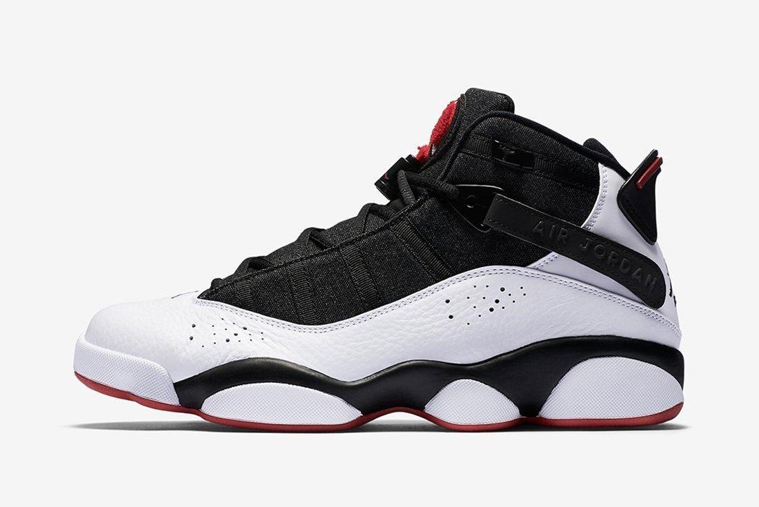 The Jordan Six Rings Returns For 20173