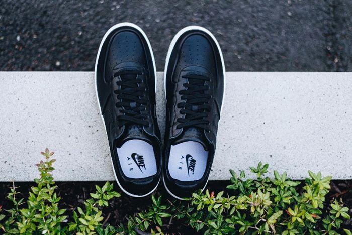 Nike Air Force 1 Ultraforce Leather Black White3