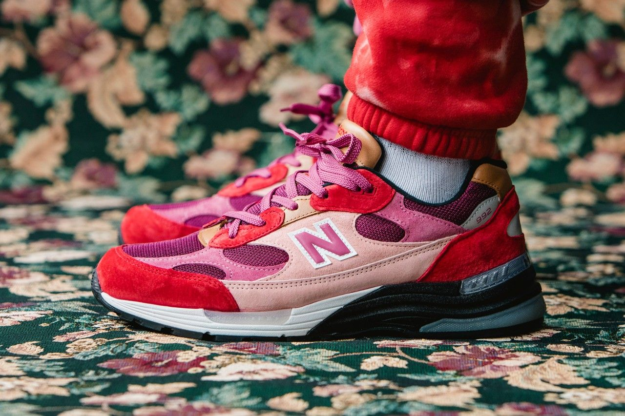 dont be mad new balance 992