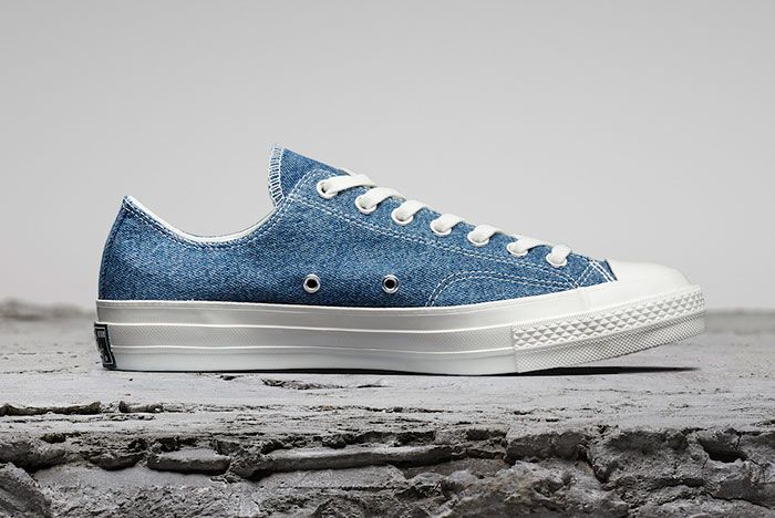 Converse Chuck 70 Denim Collection Low Lateral